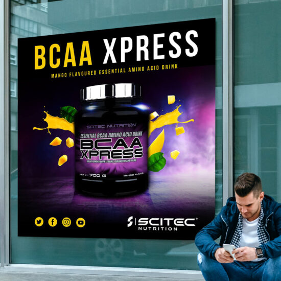 BCAA XPRESS 23
