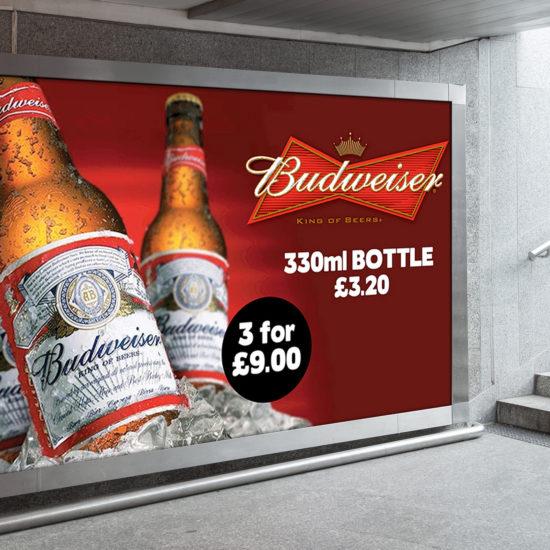 Budweiser Advert 14
